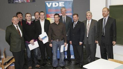 VDE: Gruppenbild