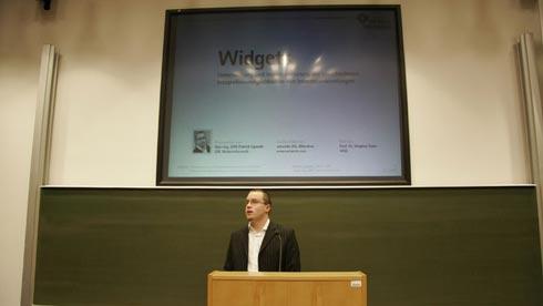 VDE: Präsentation