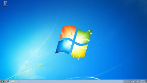 Win7 Desktop