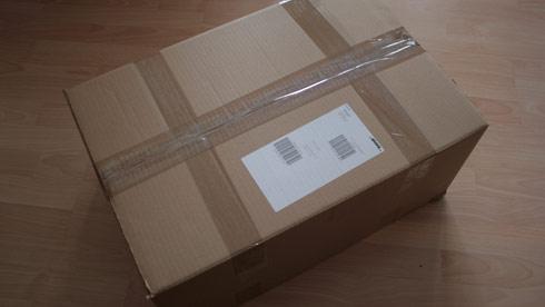 Ordentlich verpackt